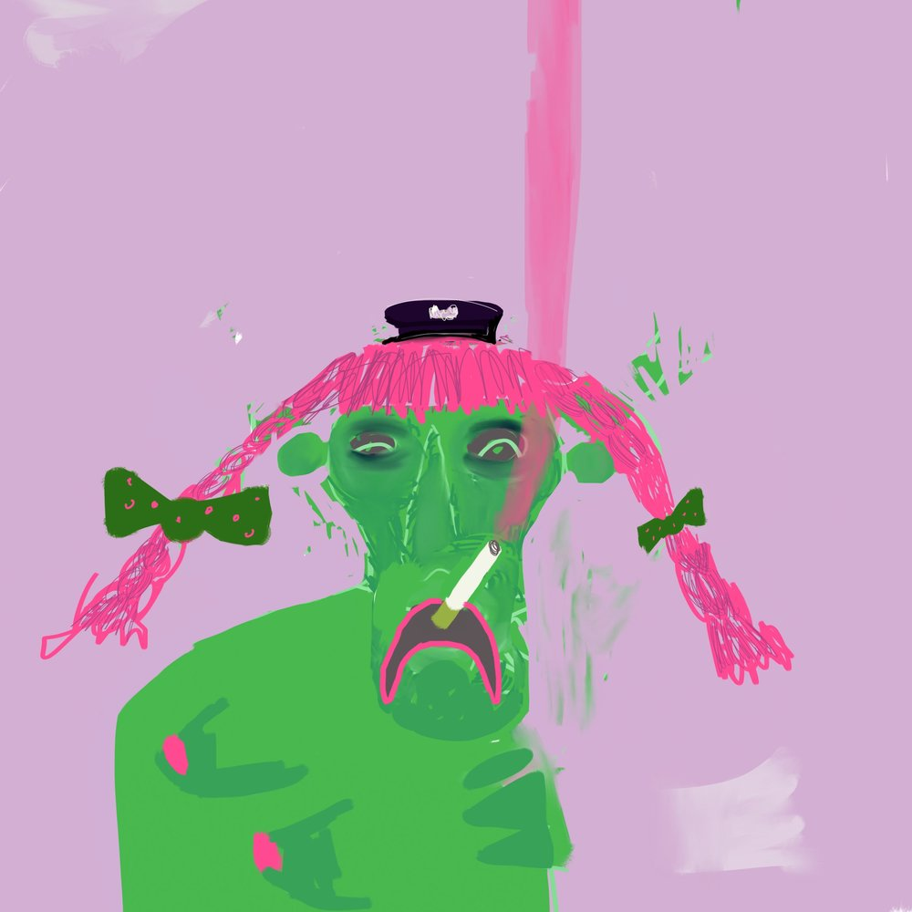 Pink Smoke -