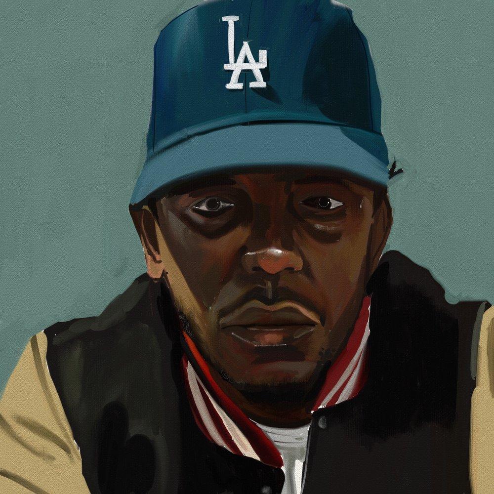 4.Kendrick Lamar, 2015, digital.JPG