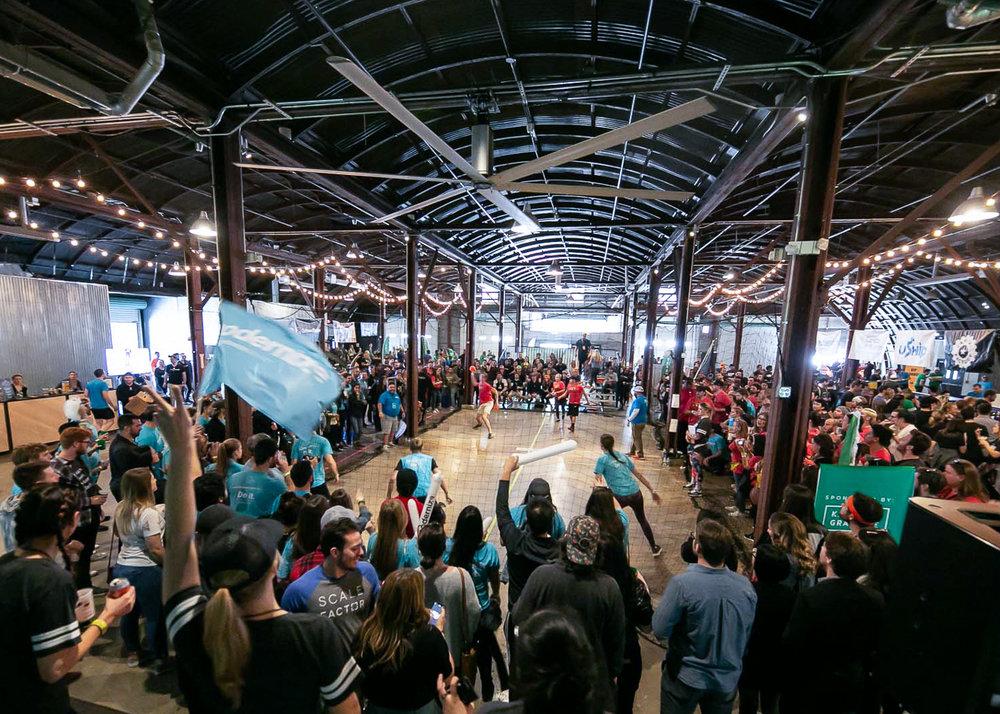 Startup Games Austin Raises $60K for Nonprofits - READ MORE