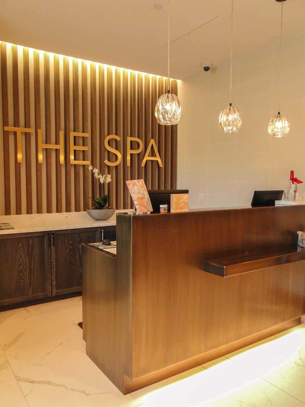 Four Seasons - The Spa