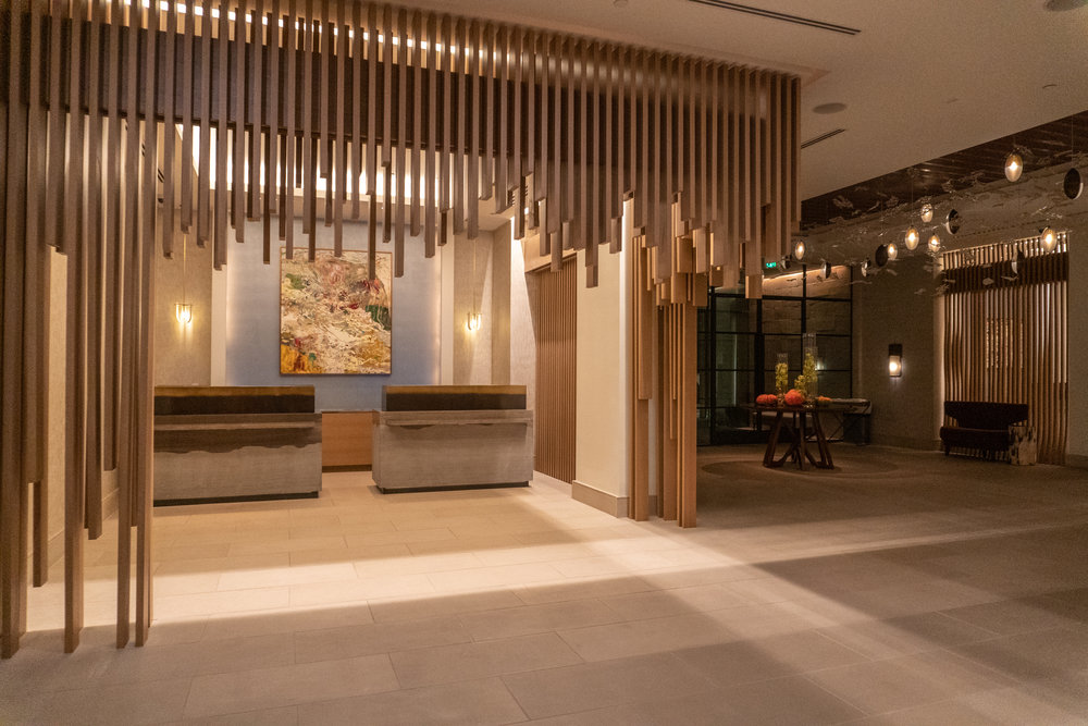 Four Seasons - Lobby