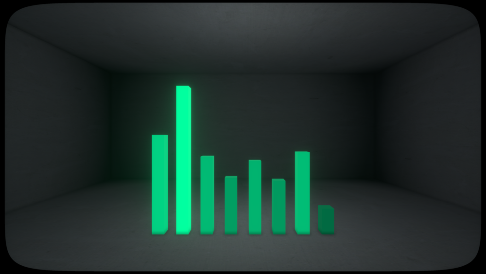 Audio Visualizer - Features several different ways of visualizing audio.Role: Solo developerDuration: September 2018 – PresentTools: Unity 2018, Visual Studio 2017, Git+Sourcetree, Paint.netLanguage: C#Platform: PCTeam Size: 1