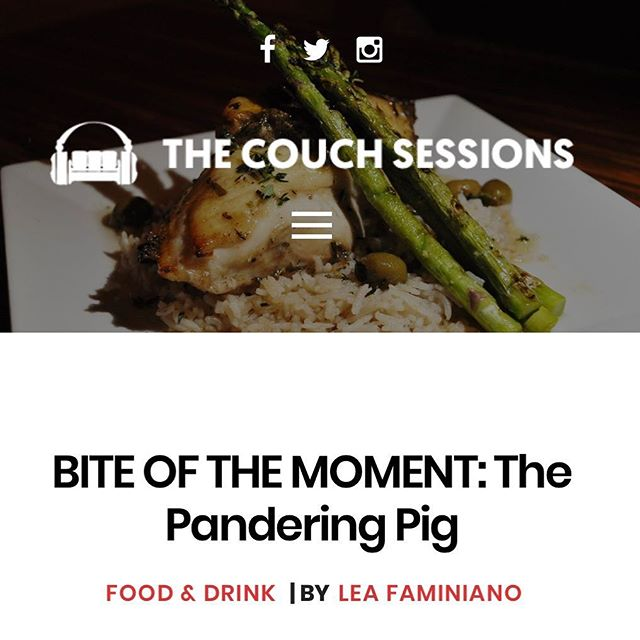 Thanks to Lea @couchsessions for the sparkling review - we're blushing! 😊🐽 #bestfoodworld #cheatmeal #topnycrestaurants #topcitybites #foodisreligion #forkfeed  #grubshotsnyc #tastingtable #timeoutnewyork #eater #eaterny #mygrubstreetdiet #zagat #forkyeah #tastingtable #huffpostgram