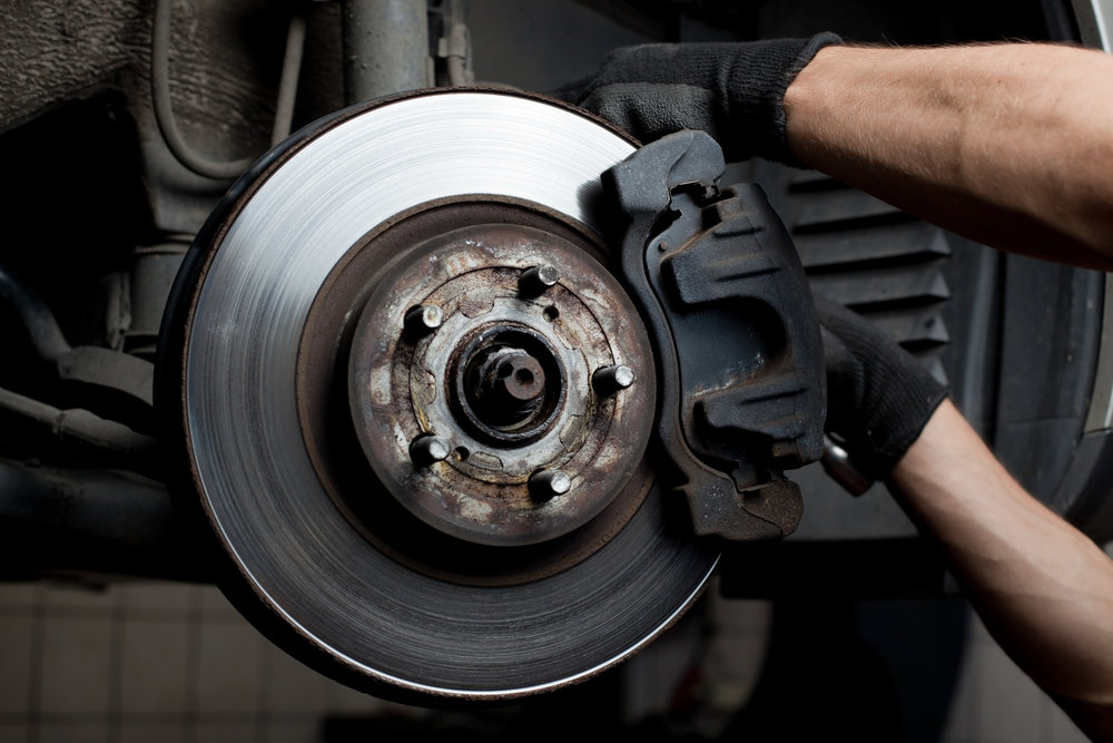 BRAKE SERVICE - Regular brake inspections are the best way to ensure safe and reliable braking and minimize the cost of repairs when brake service is required.