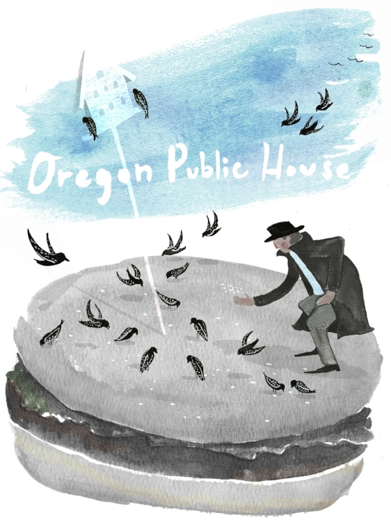 Oregon Public House (OPH) Poster