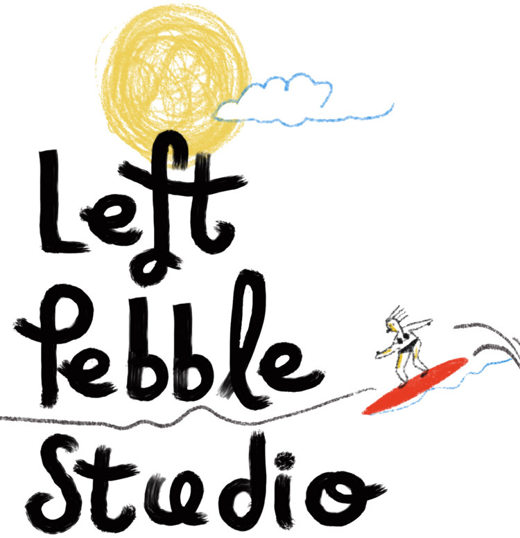 Left Pebble Studio.