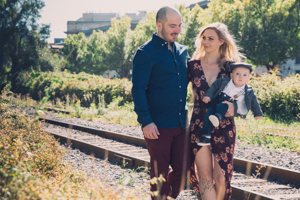 Montreal Family Portrait Photographer-Mandy & Randy Weddings