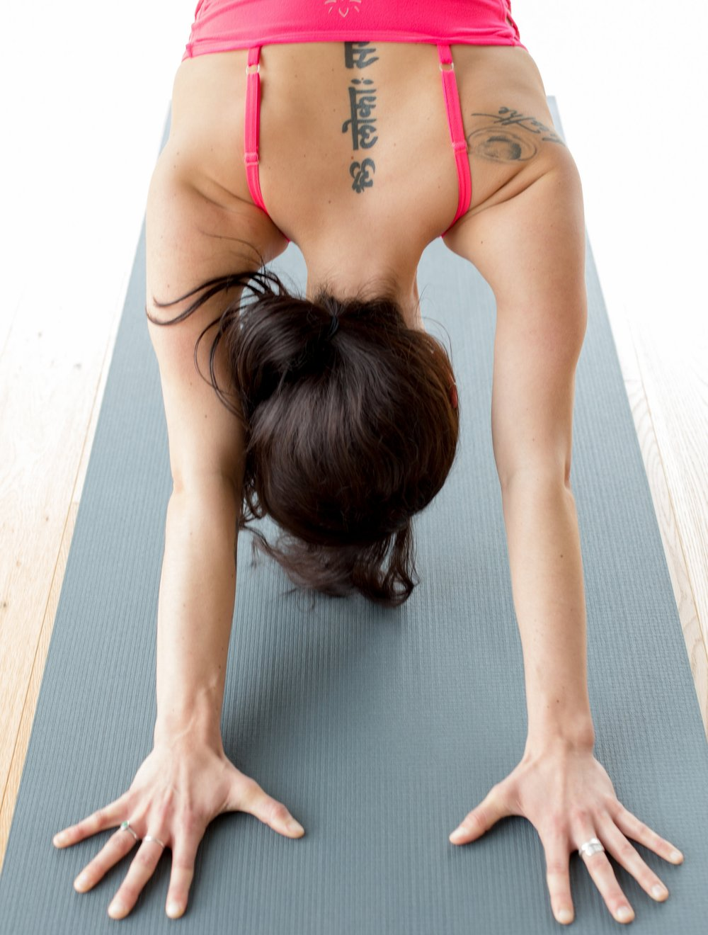 NEW TO YOGA -