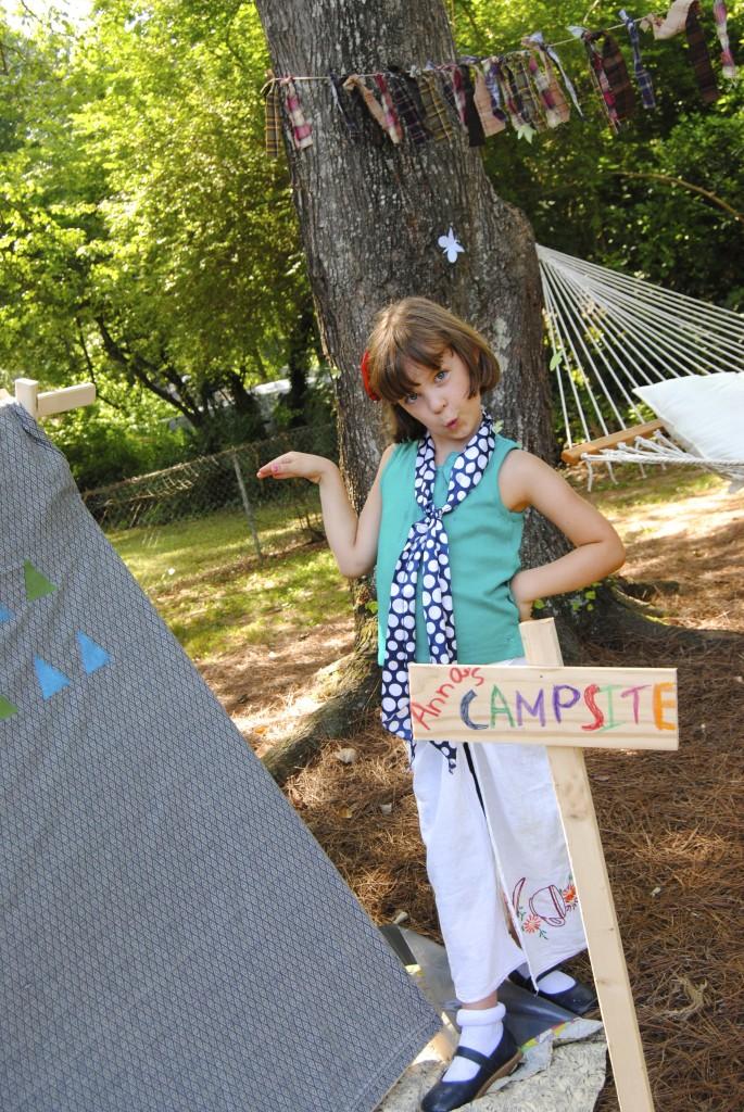 Anna's Campsite