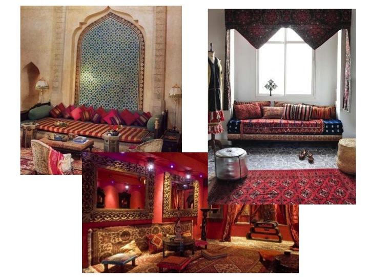 Bohemian Moroccan Inspiration
