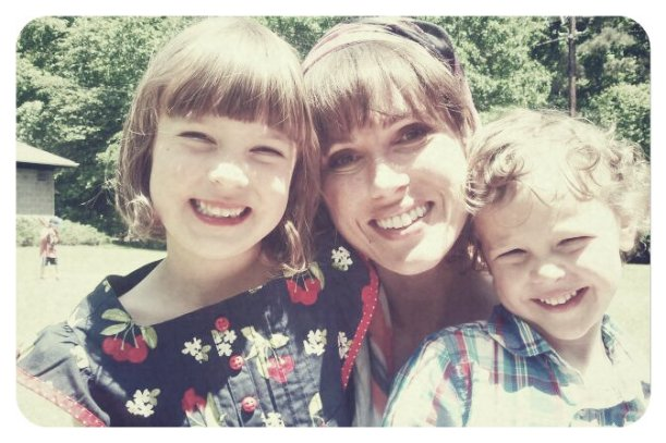 My sweet and crazy munchkins.