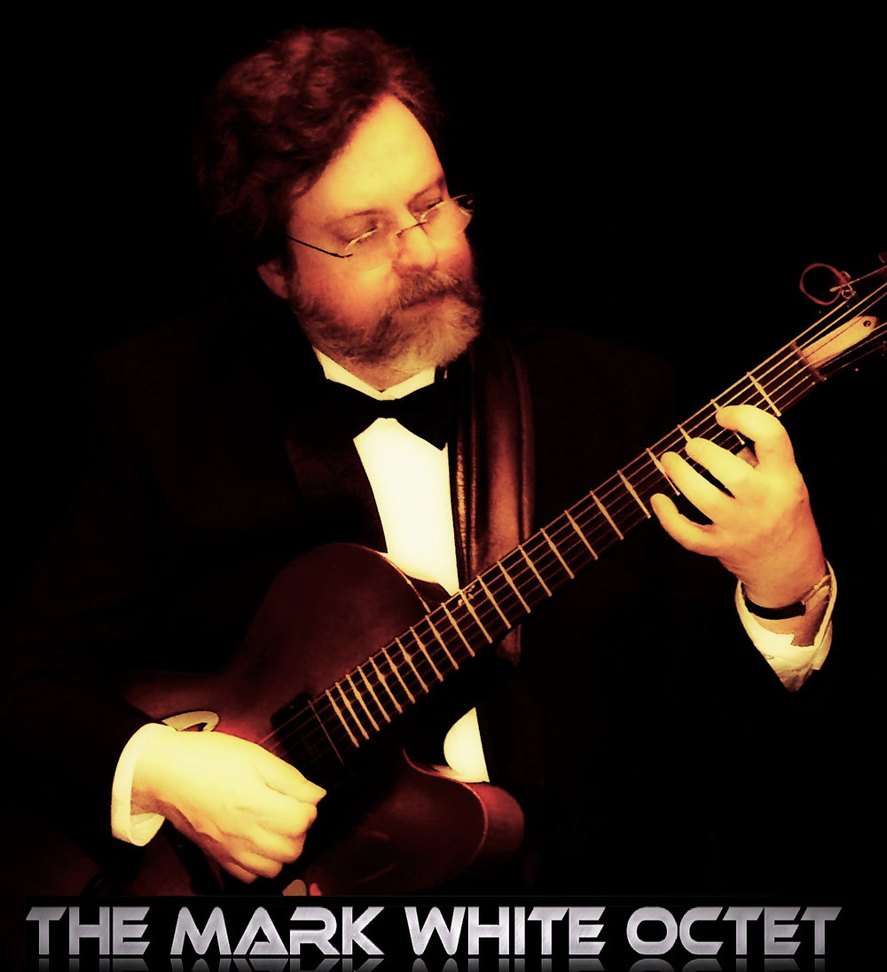 Mark White, Boston based contemporary jazz guitarist.  www.markwhiteguitar.com