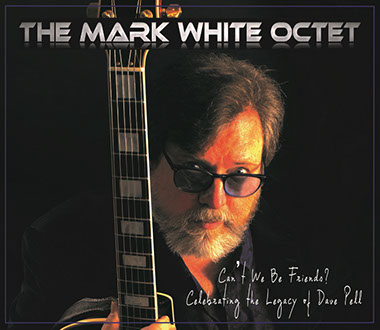 "Mark White Octet, ""Album Cover"""