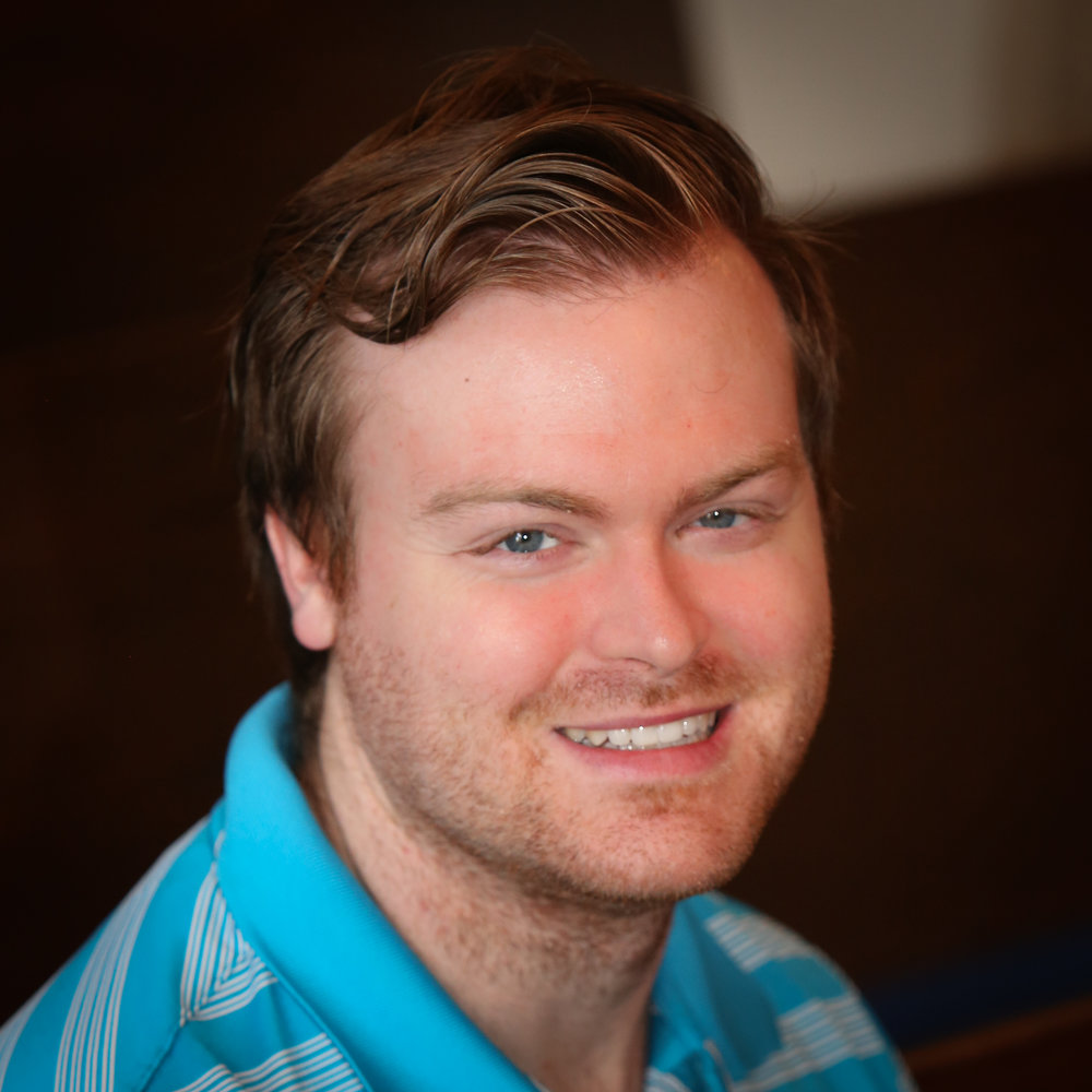 Adam Stanley - Sound & Media Coordinator