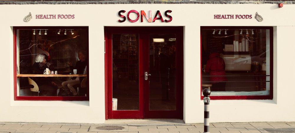 Sonas Health Foods