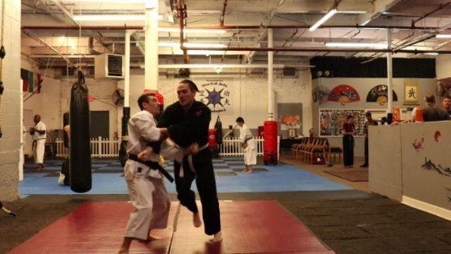 Some random throws that came out during training. Kata applications everywhere! #budotribe #karate #jiujitsu #kata #throws #shorinryu #gojuryu #isshinryu #tegumi #uncg #greensboro #martialarts #dgso