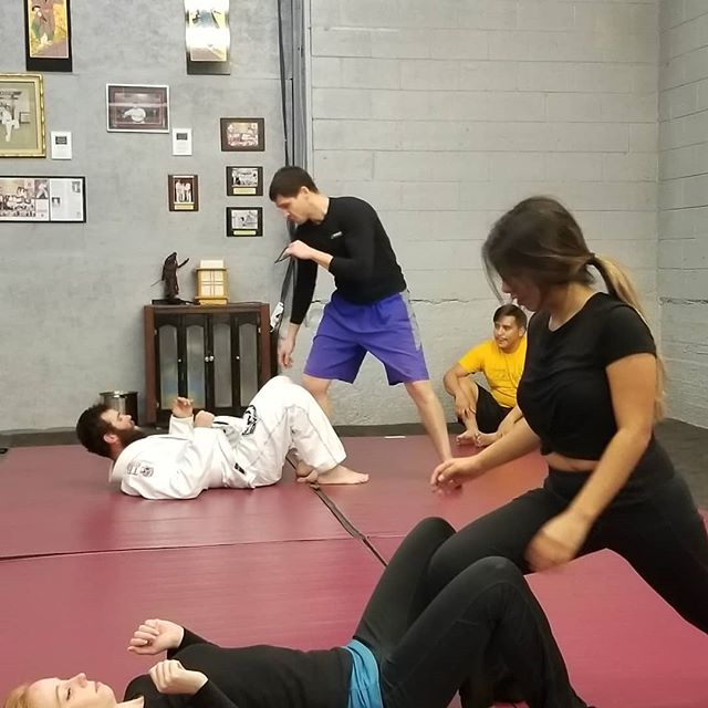 Nothing like a good mix of new and familiar faces on the mats! #budotribe #budo #bjj #karate #martialarts #martialartslife #grappling #wrestling #greensboro #dgso #uncg
