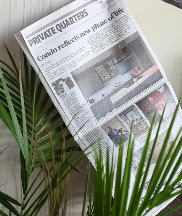This is to let you know that my photos are in the Sunday paper and that I am keeping my house plants alive. 📷 (And also, that Hayes does not enjoy being enlisted to serve as hand model while he's working)  #photojournalism  #atlanta
