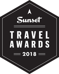 Sunset Travel Awards 2018