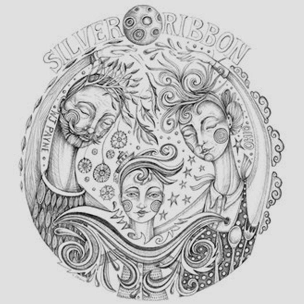 "Hey Mavis - new album - ""Silver Ribbon Dream"""