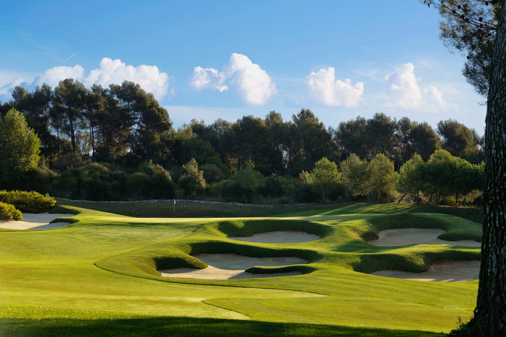 Real El Prat Golf Club - Barcelona - Spain* Private - 45 holeswww.realclubdegolfelprat.com