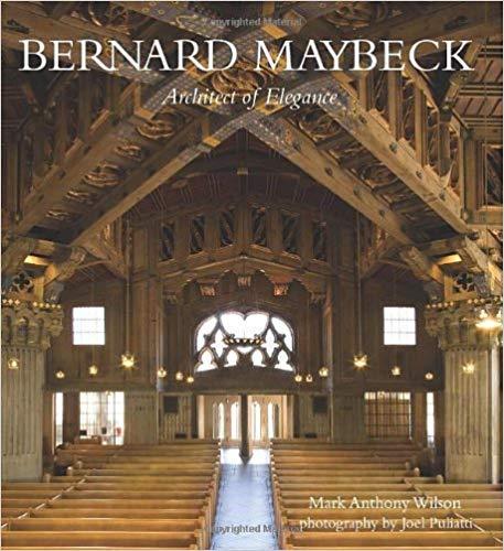 Bernard Maybeck: Architect of Elegance   Click to read >>