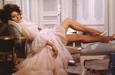 Sophia Loren in  Arabesque