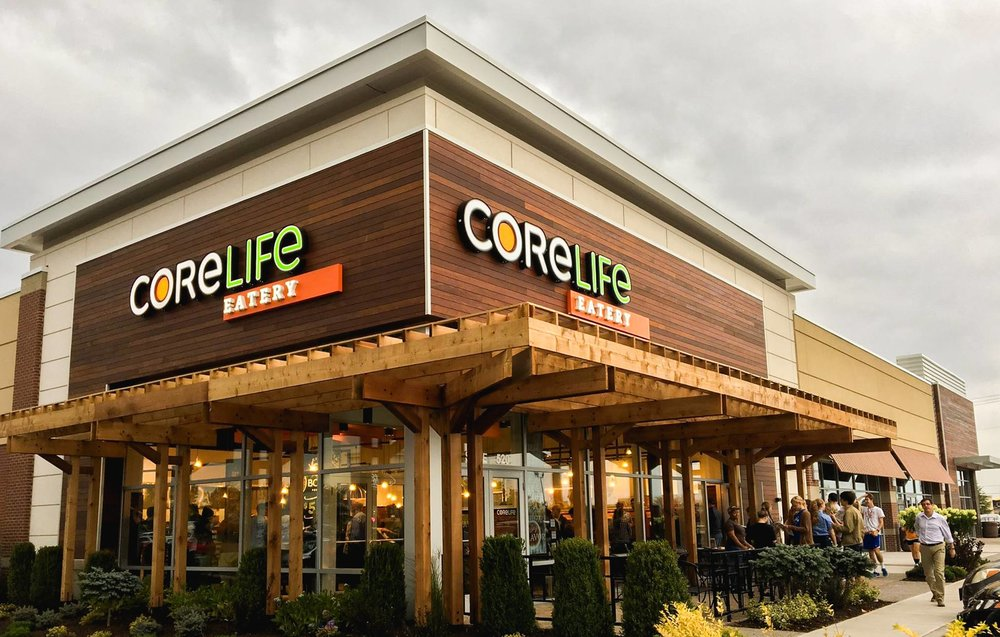 Featured Tenant - Core Life Eatery >> First opened in Syracuse in May of 2015, CoreLife Eatery has expanded to almost 50 locations. Focused on healthy, active lifestyles, CoreLife Eatery partners with Donovan Real Estate Services to identify optimal real estate space with a focus on a health-conscious audience, negotiations, and favorable leasing agreements.See the full list of clients >>