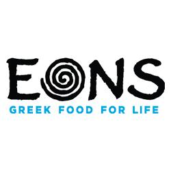 Eons Greek Food logo