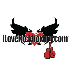 I Love Kickboxing logo