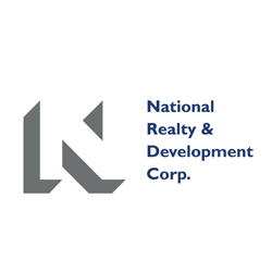National Realty & Development Corp. logo