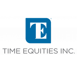 Time Equities logo