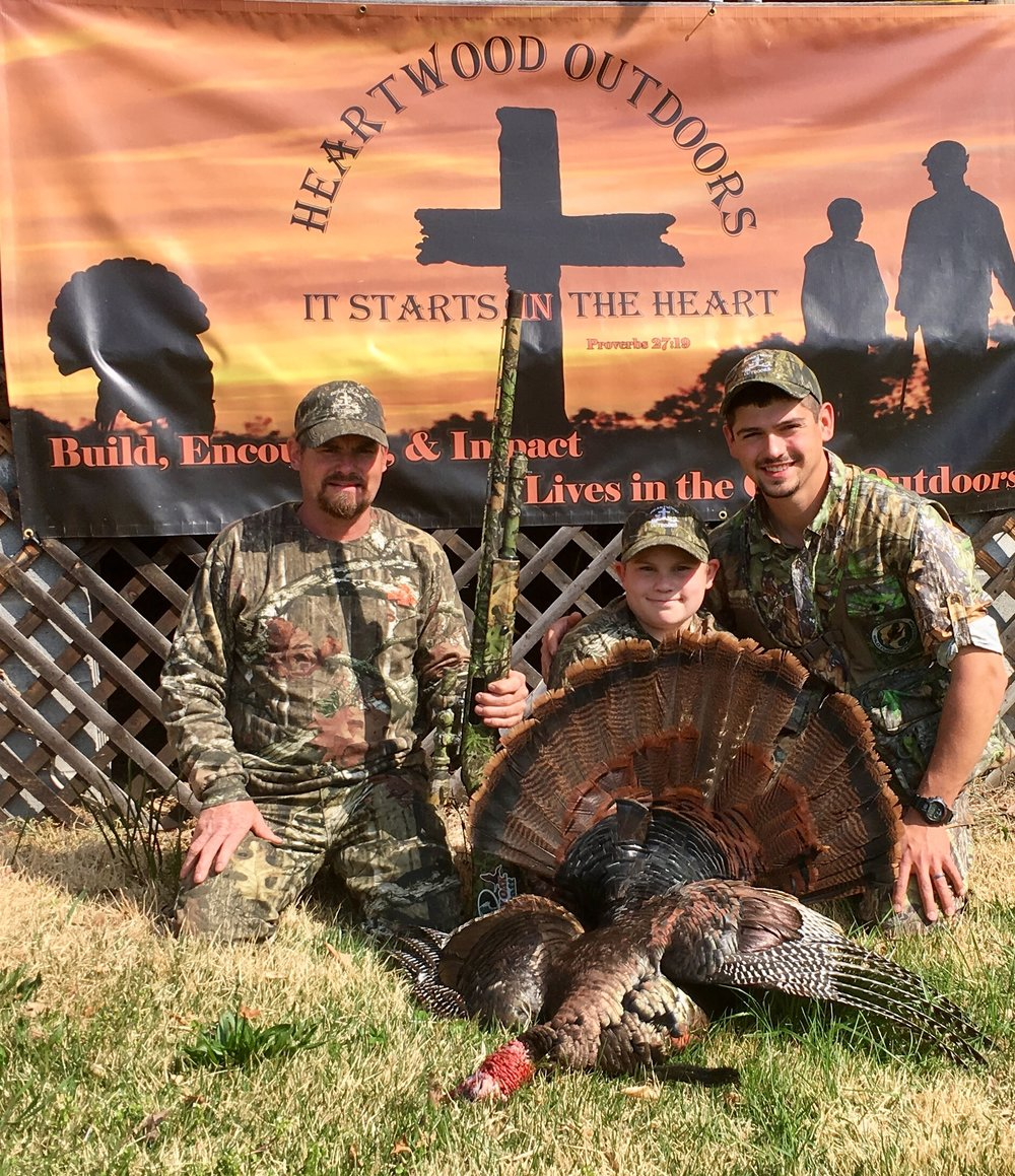 HEARTWOOD OUTDOORS TURKEY HUNTING