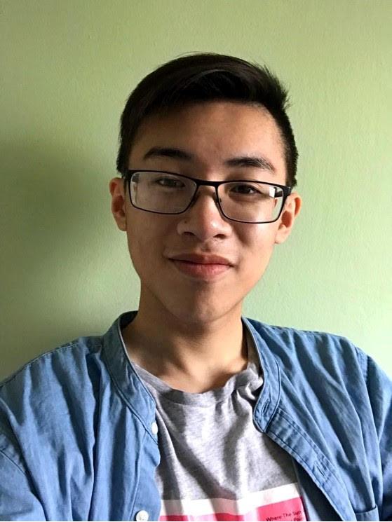 Raymond Dang - ShineBrightUTSC VP-AUA Candidate