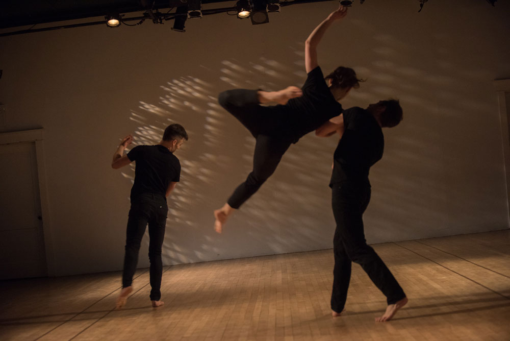 EDAM is a contemporary dance company under the artistic directorship of Peter Bingham. -
