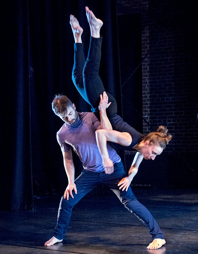 Fall Choreographic Series - Nov 7, 9, 10, 14, 16 + 17, 20188pm @ EDAMFeaturing new work by guest artists Arash Khakpour and Leslie Telford, and a directed improvisation by the EDAM Company.