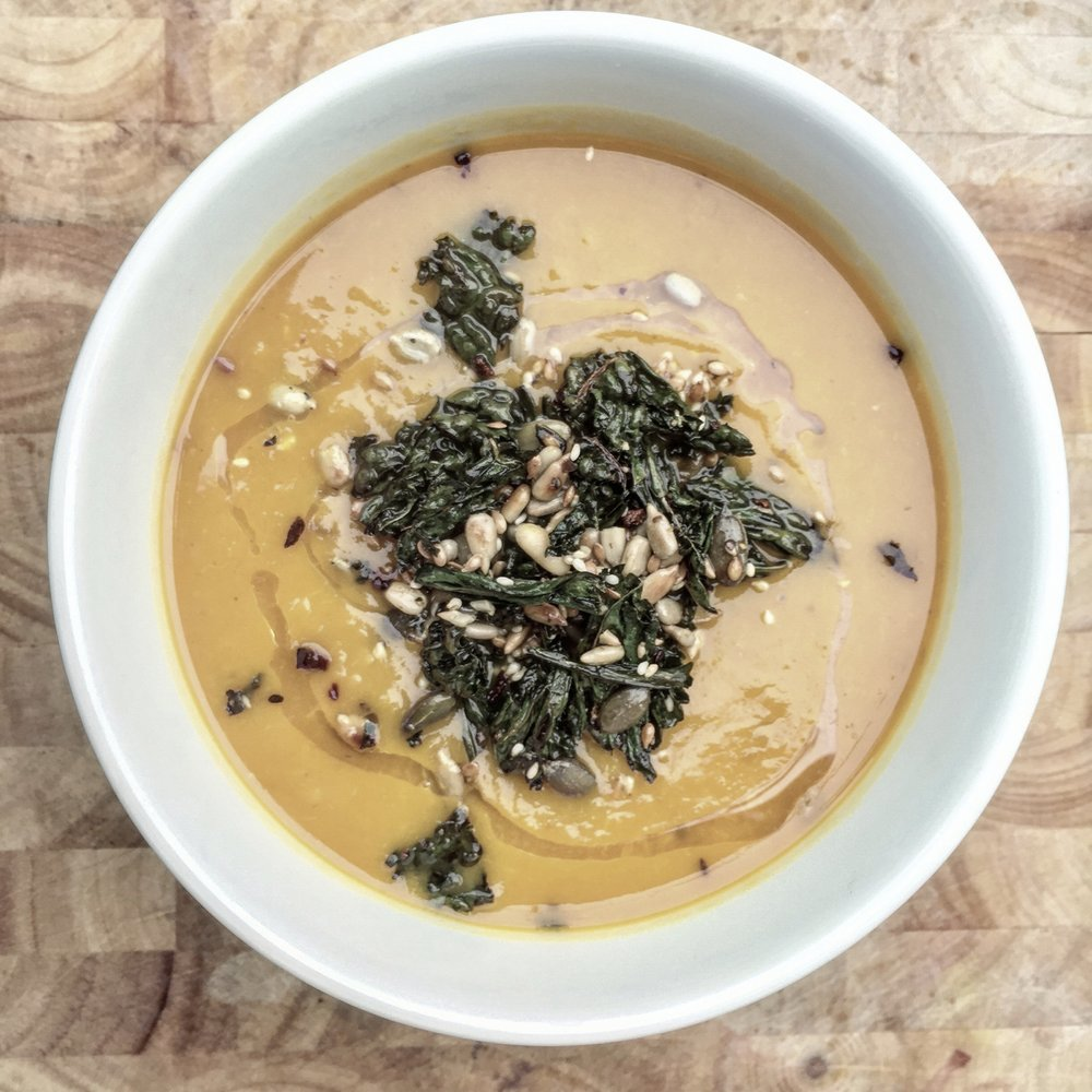 Naturopathy - Warming soup