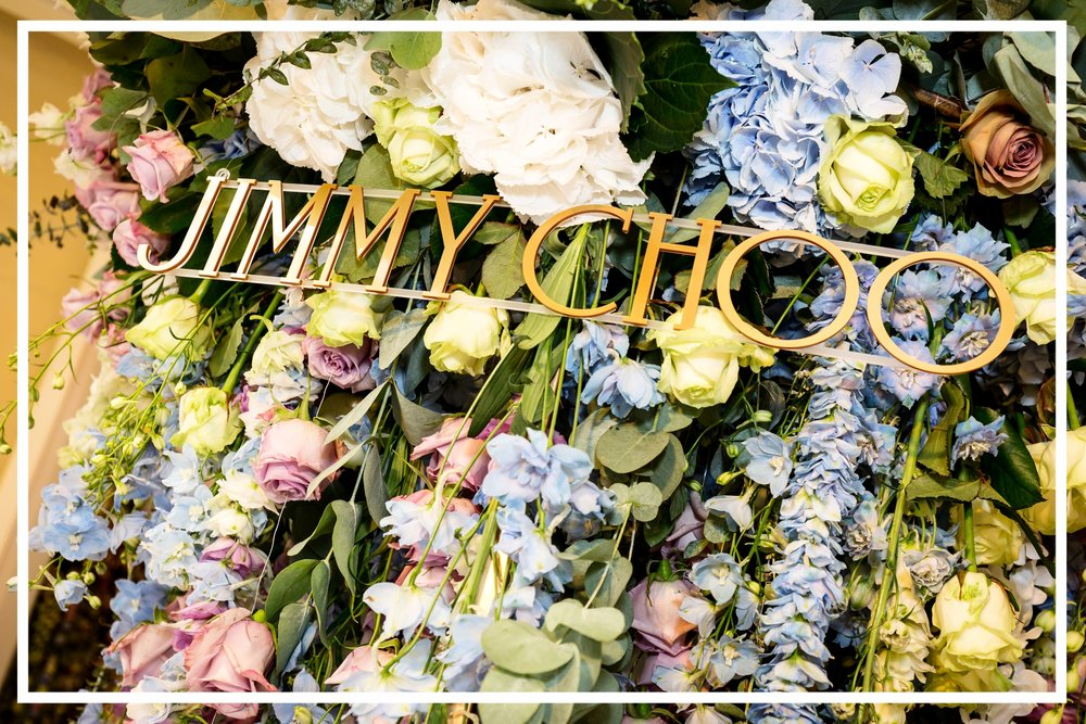 Jimmy Choo event -