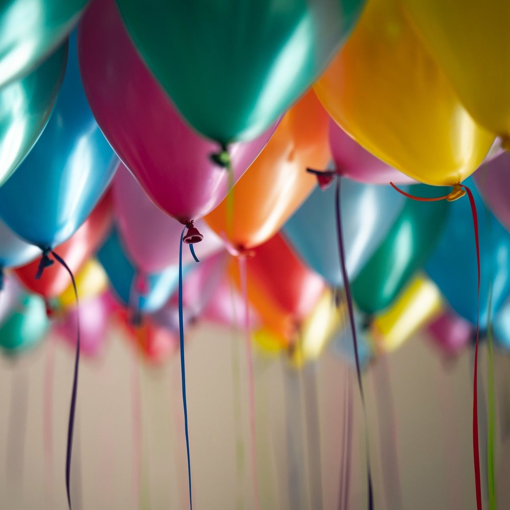 Celebrations - Every day is a good day to party!