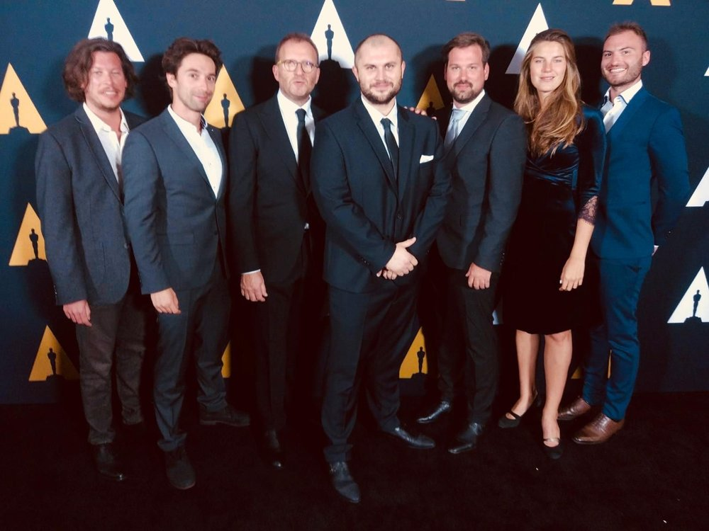 A SIEGE - 2018 Student Academy Awards. Oscar Bronze!