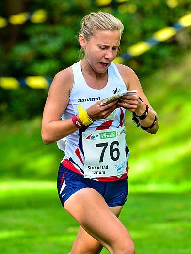 Charlotte Ward -