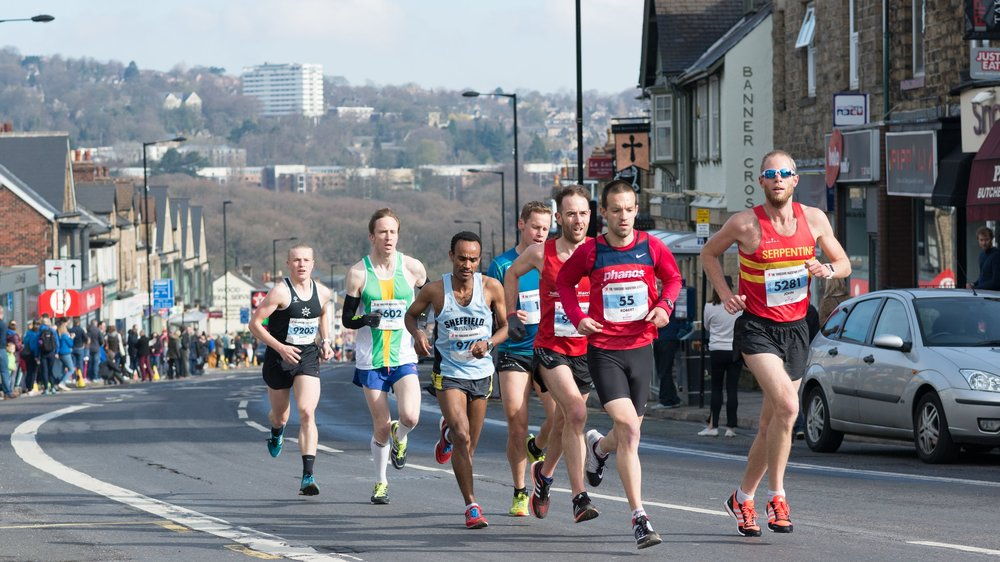 Five tips for avoiding running injuries. - By Sally Fawcett