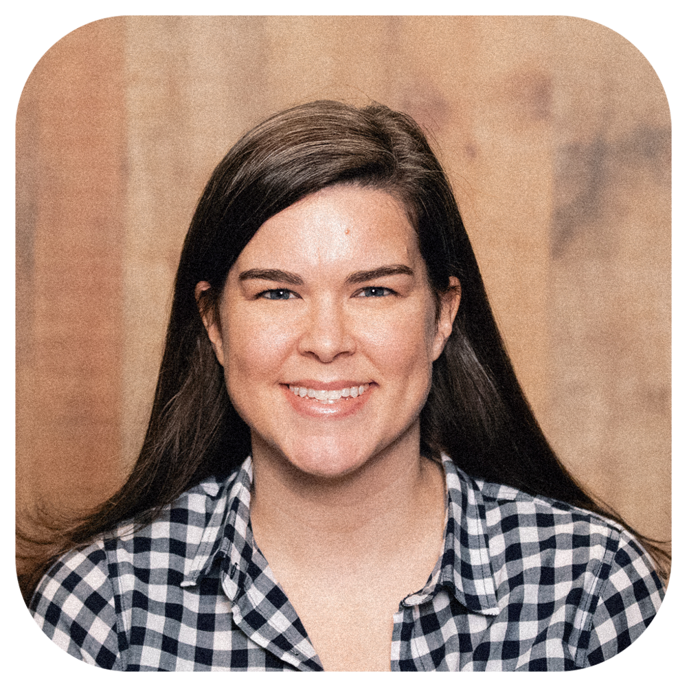 Natalie Gilbert - Ministry Admin & Finance