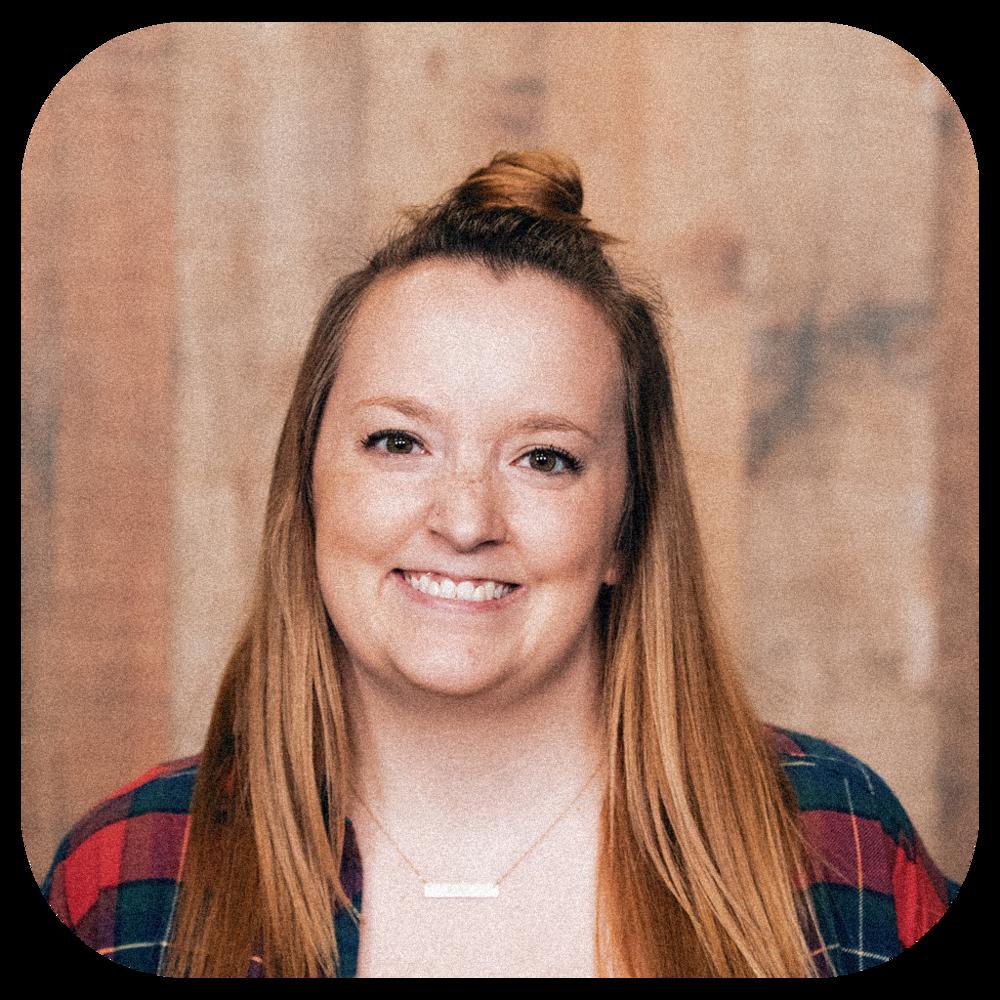 Lindsey Weaver - Ministry Admin & Finance