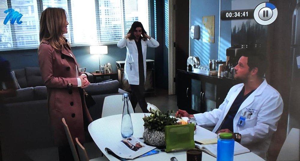 Grey's Anatomy-Vivreau