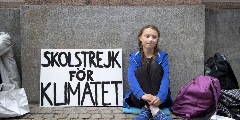 Greta Thunberg -