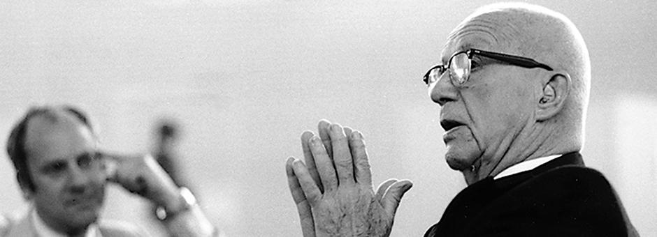 Bucky Fuller -