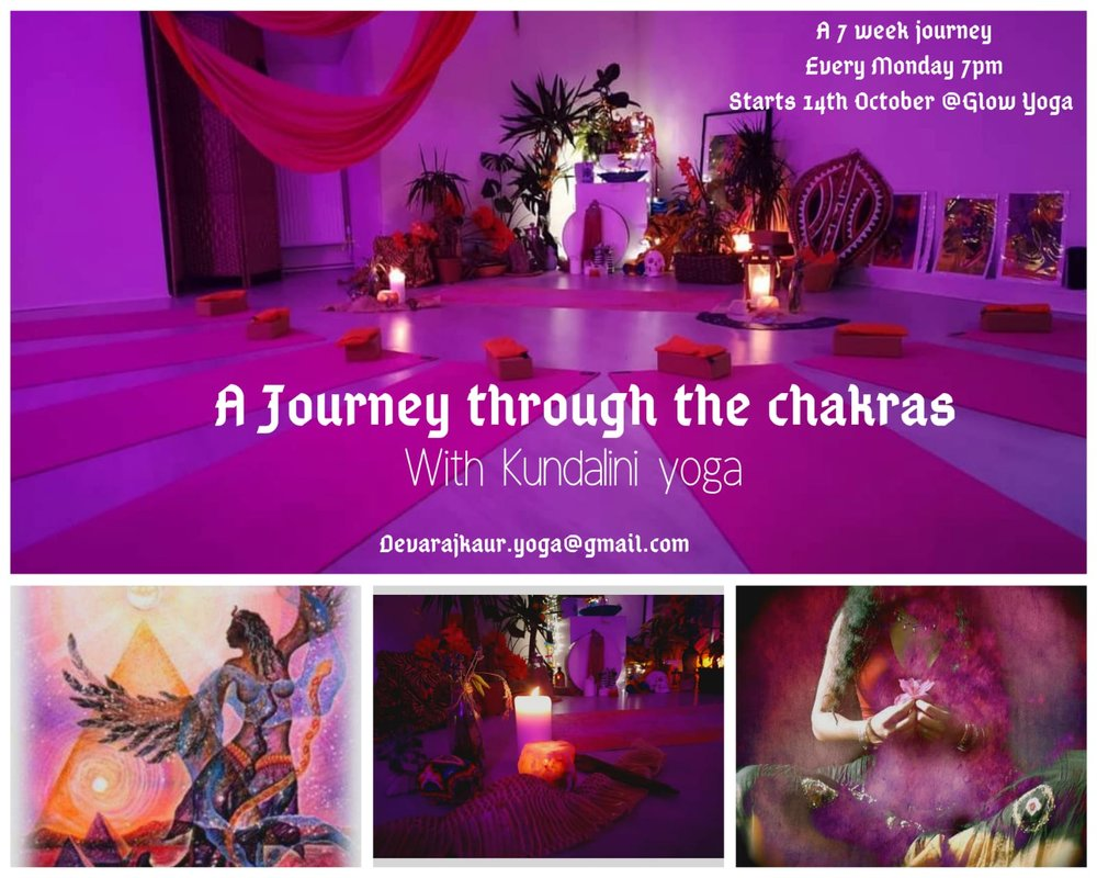 Upcoming Events — Glow Yoga