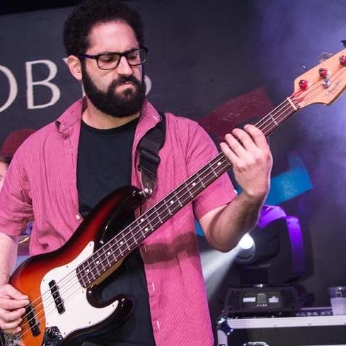 Anthony DiMenna - Bass, Drums