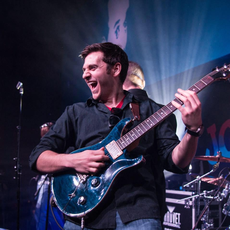 Charles Simon - Guitar, Bass